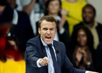لا بد من صفعة على وجه الرئيس الفرنسي
