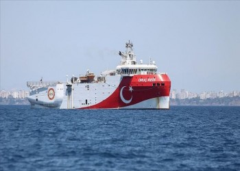 تركيا تمدد إخطار نافتيكس للتنقيب في شرق المتوسط
