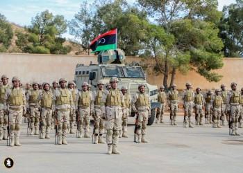 القوات التركية تواصل تدريب القوات الخاصة الليبية (فيديو/صور)