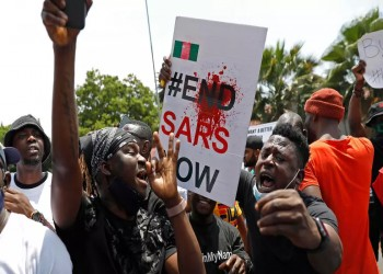 الشرطة النيجيرية تعلن التعبئة العامة للسيطرة على أسوأ احتجاجات منذ 20 عاما