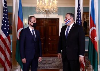 الخارجية الأمريكية تعلن هدنة إنسانية بين أرمينيا وأذربيجان