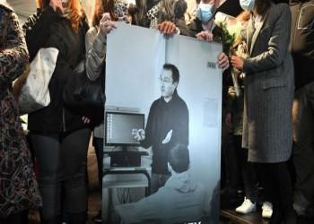 اتهام فرنسي بتمجيد الإرهاب بسبب علامة إعجاب على صورة جثة المدرس المسيء للنبي