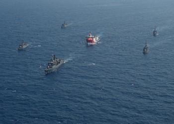 بادرة حسن نية.. تركيا تلغي إخطار نافتكس شرقي المتوسط