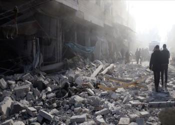 مقتل وإصابة العشرات في قصف روسي للمعارضة بإدلب
