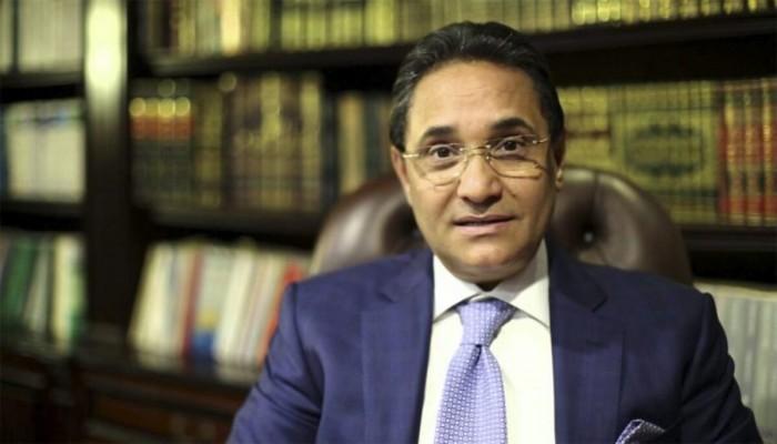 بسبب صراع الأجهزةوالخوف من المحاكمة -مصر.. عبدالرحيم علي يهرب إلى دبي بعد تسريب وهزيمة برلمانية