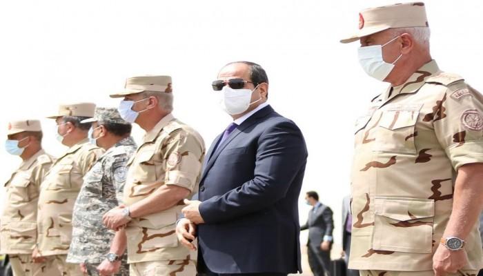 كارنيجي: استيلاء الجيش المصري على الاقتصاد يكبد البلاد كلفة باهظة