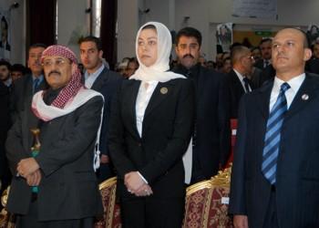 رغد صدام حسين تنفي معلومات لقائها ولي العهد السعودي