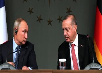 بوتين وأردوغان يبحثان هاتفيا أخر تطورات نزاغ قره باغ