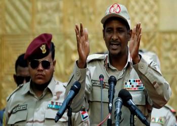 حميدتي: التطبيع قرار سوداني واللاءات الثلاث لم تفدنا