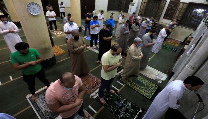 مصر تعلن استقرار المعدل اليومي لإصابات ووفيات كورونا