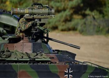 تراجع صادرات الأسلحة الألمانية بنسبة 50% بالنصف الأول