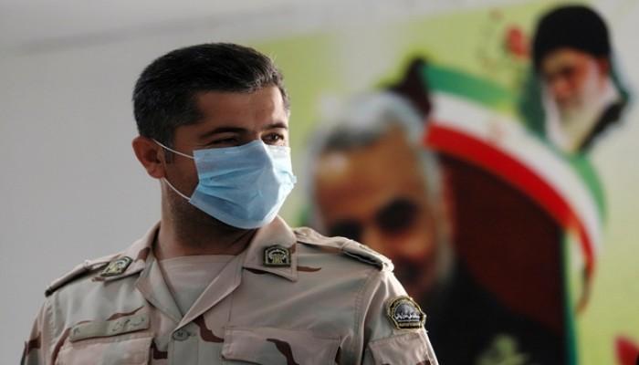 وفاة قيادي في الجيش الإيراني بكورونا