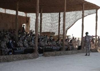 اختتام تمرين عسكري قطري تركي مشترك