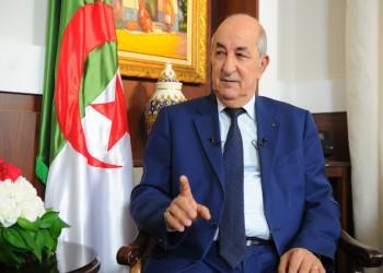الجزائر: صحة تبون مستقرة ولا تدعو للقلق