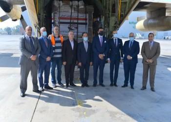 """لمواجهة """"كورونا"""".. مصر تدعم العراق بـ15 طنا من المواد الطبية"""