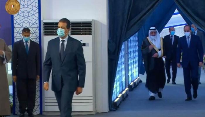 بحضور أمير تبوك.. السيسي يفتتح جامعة الملك سلمان في شرم الشيخ