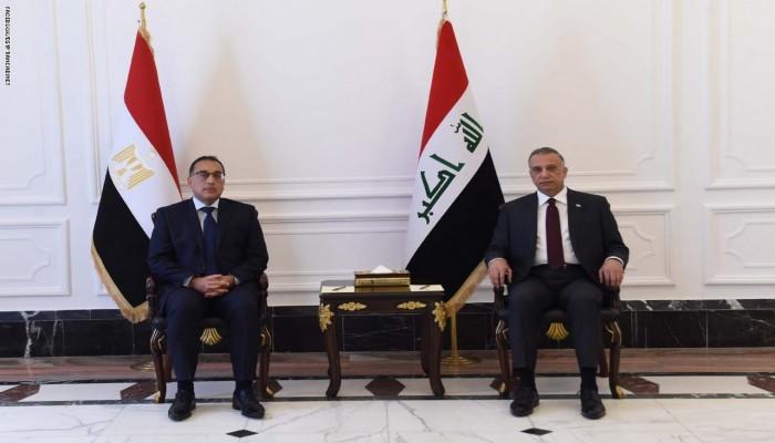 مصر والعراق يوقعان 15 مذكرة تفاهم وبرنامجا تعاونيا
