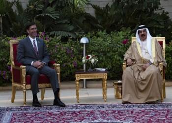 وزير الدفاع الأمريكي: العلاقات مع البحرين التزام مشترك بأمن المنطقة