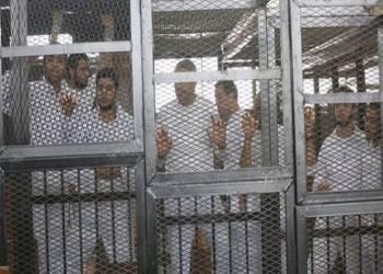 مصر.. السجن 15 عاما لـ59 شخصا بقضية فض اعتصام رابعة
