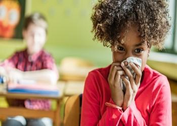 دراسة تكشف سر امتلاك الأطفال حصانة من كورونا