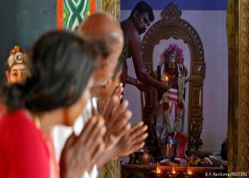 نائبة بايدن تشعل مواقع التواصل واحتفالات في قرية هندية