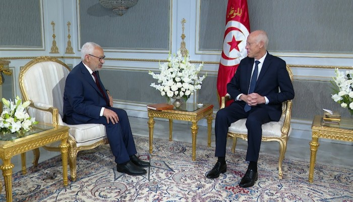 الغنوشي: لتونس رئيس واحد هو قيس سعيد.. ولا أزمة بيني وبينه