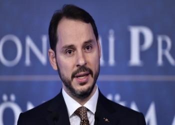الرئاسة التركية تعلن قبول استقالة وزير المالية براءت ألبيرق
