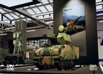 ساها إسطنبول.. معرض صناعي عسكري افتراضي ثلاثي الأبعاد