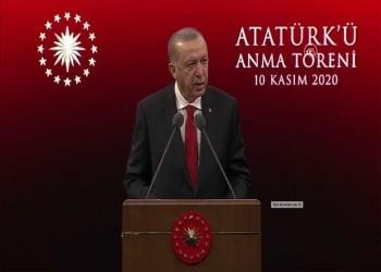 أردوغان: تعرضنا لحصار دنيء لكن أصبحنا من أقوى 10 اقتصادات بالعالم