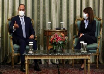 السيسي: مصر تدعم اليونان ضد أي استفزاز في شرقي المتوسط