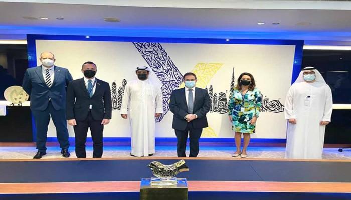 مطارات دبي تستقبل ممثلي 3 ناقلات جوية إسرائيلية لتنشيط سياحة اليهود