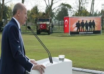 أردوغان: من يحاول النيل من وطننا سيلقى مصيرا مؤلما على يد قواتنا