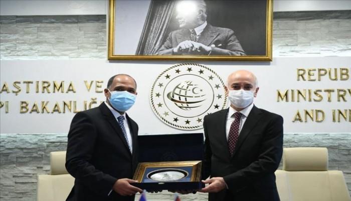 اتفاقية تركية كوبية لزيادة التعاون البحري