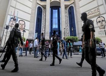 مراسلون بلا حدود تجدد مطالبة مصر بإطلاق سراح كافة الصحفيين