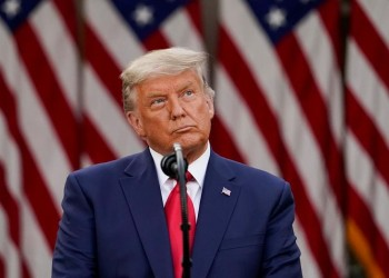 ترامب يتراجع عن إقرار ضمني بالهزيمة ويصف الانتخابات الرئاسية بالمزورة