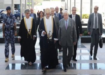 عمان أول دولة عربية تعزي بوفاة وزير خارجية النظام السوري