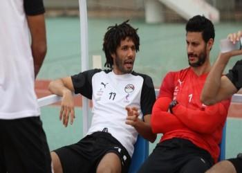 بعد محمد صلاح.. تأكيد إصابة اللاعب المصري محمد النني بكورونا