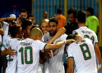 الجزائر ثاني منتخب يحجز موقعه في نهائي أمم أفريقيا