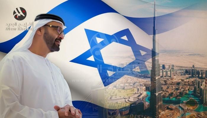 في رسالتين خطيتين.. بن زايد ورئيس إسرائيل يتبادلان المديح ودعوات الزيارة