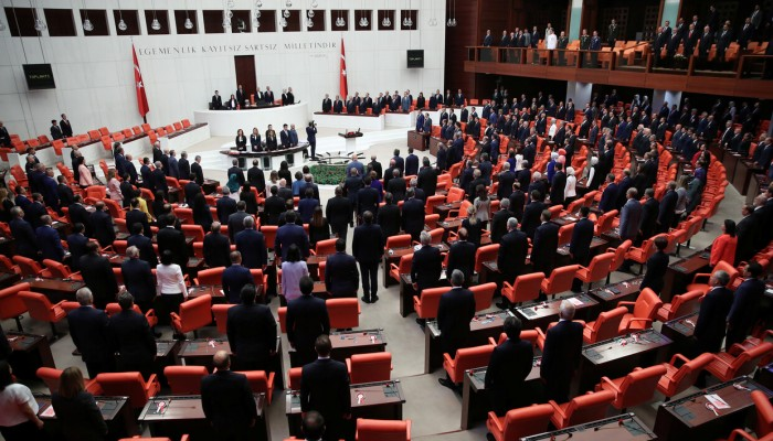 في مهمة لمدة عام.. البرلمان التركي يوافق على إرسال قوات إلى أذربيجان