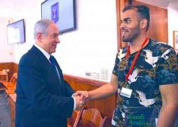 نتنياهو ينعي والد صديقه السعودي الذي طرده فلسطينيون من الأقصى