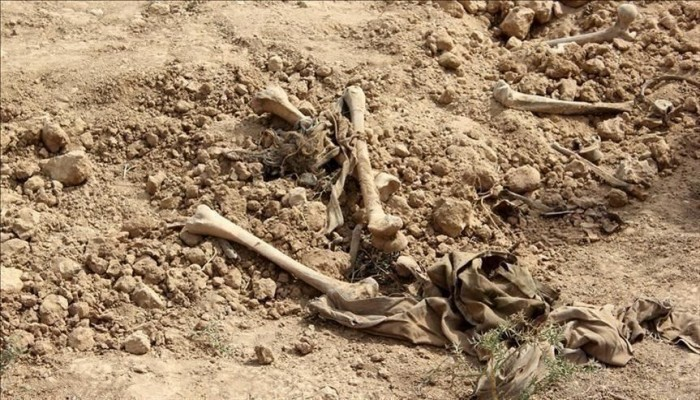 قتلوا خلال الحرب مع إيران.. العثور على رفات 147 جنديا عراقيا