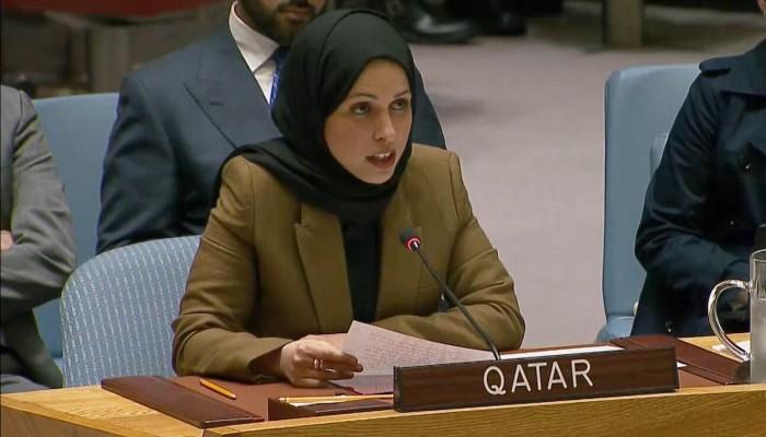تعيين مندوبة قطر الأمم المتحدة لقيادة مفاوضات إصلاح مجلس الأمن