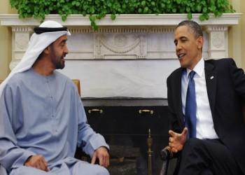 أوباما: بن زايد أبلغني في 2011 أن صعود الإخوان بمصر يعني سقوط 8 قادة عرب