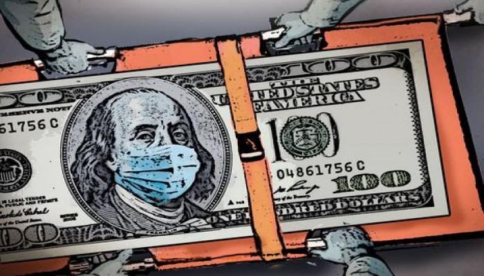 الدولار يغرق
