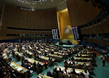التأييد الأول بعد التطبيع.. السودان يؤيد مقترحا إسرائيليا بالأمم المتحدة