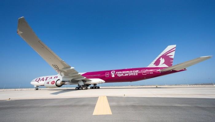 قطر تكشف عن طائرات مخصصة لمونديال 2022