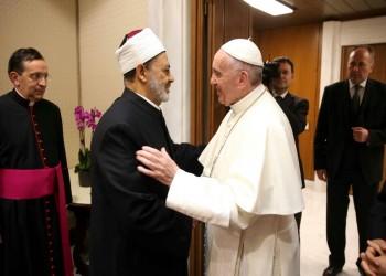 تغريدة مشتركة لشيخ الأزهر وبابا الفاتيكان.. ماذا تضمنت؟