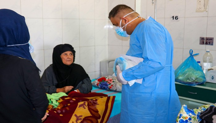 يونيسيف: نحو نصف أطفال العراق معرضون للإصابة بكورونا بسبب الفقر