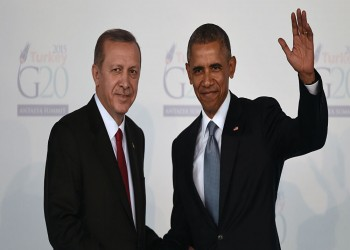 أوباما: دعم أردوغان لفلسطين سبب توترات لأمريكا وإسرائيل